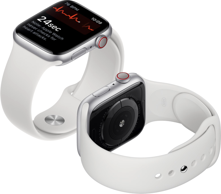 Enable Apple Watch ECG